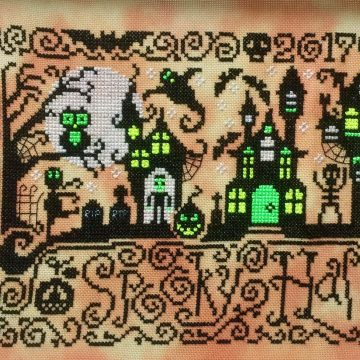 Halloween SAL
