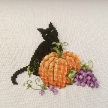 Halloween SAL by Kitty & Me Designs – Part 1