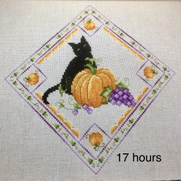 Halloween SAL – Kitty and Me Designs – Part 2