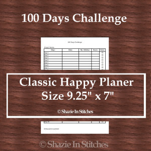 CHP- 100 Day Challenge Page