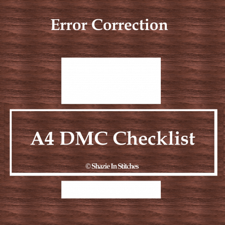 error correction_A$_DMC_CHECK