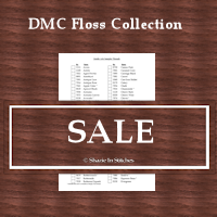 Half Price This Weekend – DMC Floss Collection
