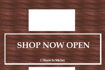 Wow – My Shop is NOW OPEN