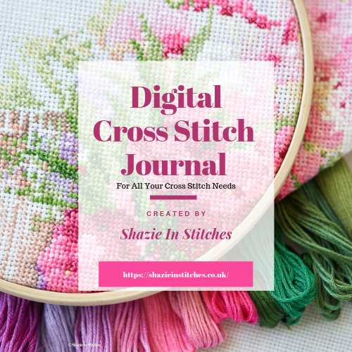 Digital Cross Stitch Journal